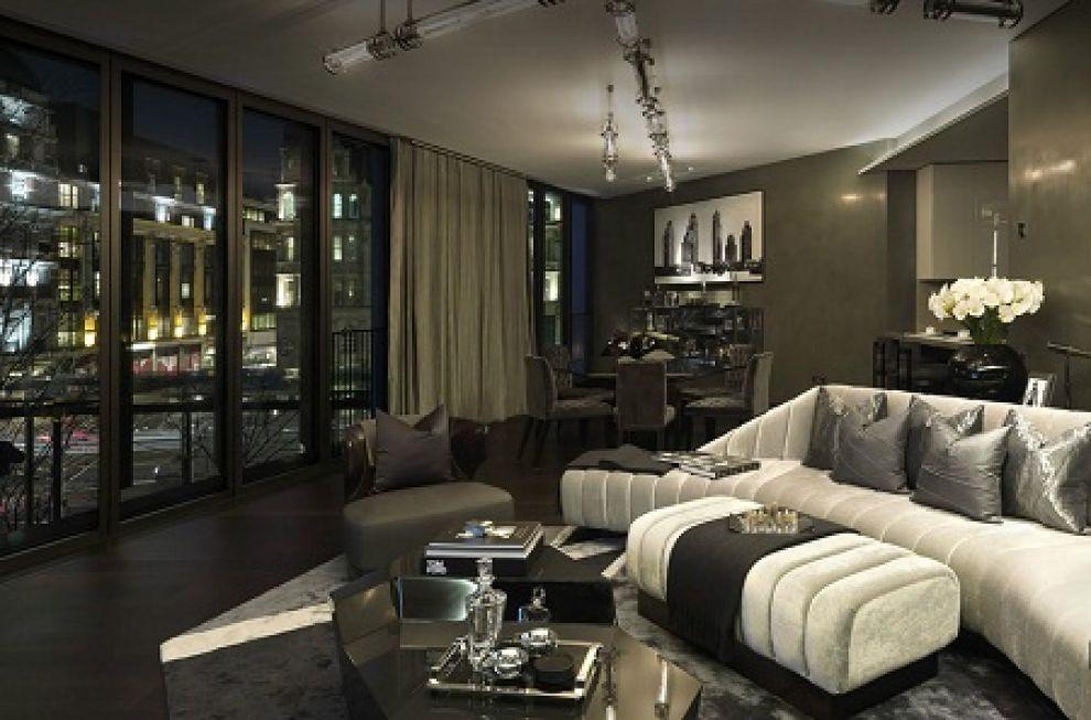L43 appartamento lusso londra 111127235659 big t home for Design appartamenti di lusso