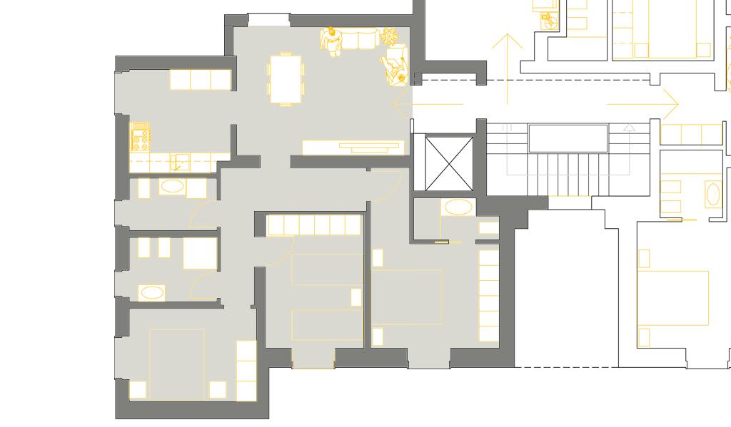Affitto appartamento tricamere bassano del grappa t home for Appartamenti arredati affitto bassano del grappa